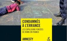 Condamnés à l'errance : Le rapport d'Amnesty International