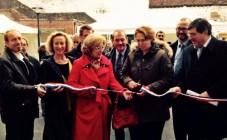 Inauguration de la Maison Relais Joséphine Baker à Lille