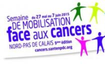 Semaine de mobilisation face aux cancers 2015 : voici le programme !