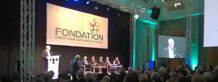 Lancement de la nouvelle fondation régionale du Crédit agricole : quand la performance économique promeut l'intérêt général