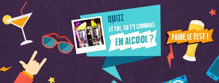 Et toi, tu t'y connais en Alcool ?
