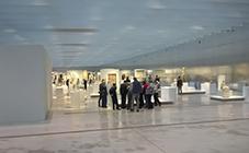 La SANEF emmène la Ferme des Vanneaux au Louvre Lens
