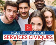 Offres Services civiques