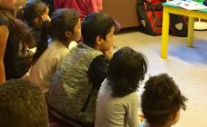 Le CHRS Sara ouvre sa salle de parentalité grâce au soutien de la fondation IDKIDS
