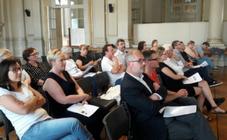 Présentation des « 10 initiatives communes » du groupement Polycap lors de son Assemblée Générale.
