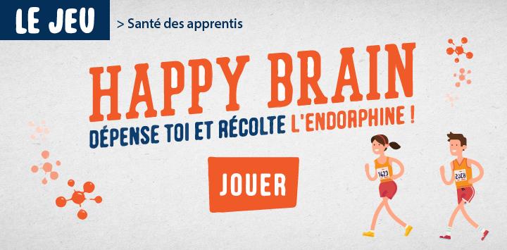Happy Brain : le jeu pour sensibiliser à l'importance de l'activité physique