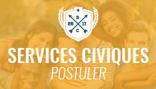 service civique 2017