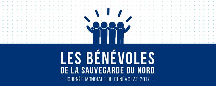 Journée mondiale du bénévolat et du volontariat ce 5 décembre 2017