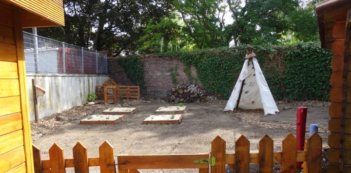 Projet bénévole : l'aménagement du jardin au Complexe Sévigné