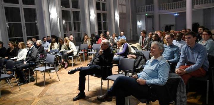 Cérémonie du Trophée des solidarités à Lille : les résidents soudanais obtiennent le 2ème prix