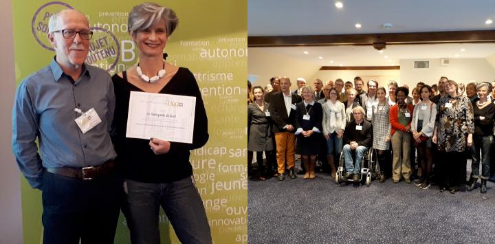 Le Programme Santé des Apprentis à la remise des prix de la Fondation BTP PLUS