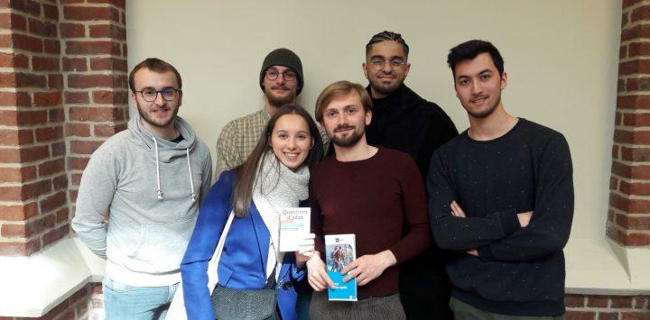 Des étudiants à la rencontre des adolescents du dispositif ITEP Métropole
