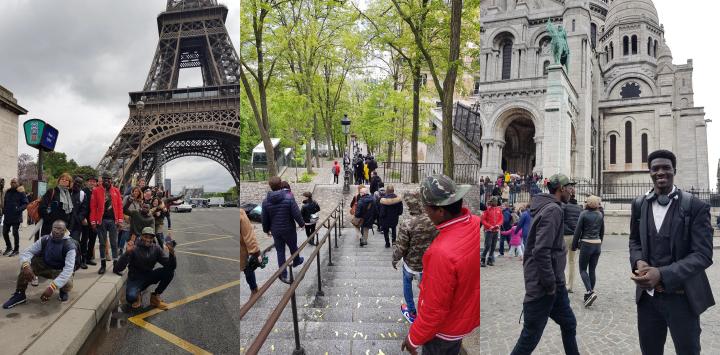 Ils rêvaient de découvrir Paris, ils se sont donné les moyens d'y arriver !