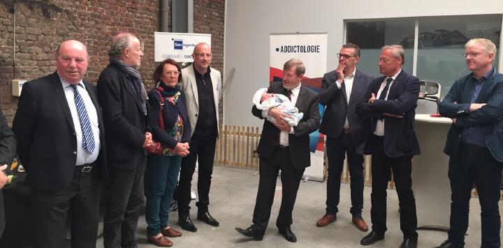 Inauguration et Portes Ouvertes de Lucine et Intermezzo, à Roubaix, le 14 Mai dernier