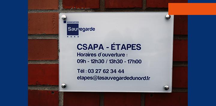 Une journée au CSAPA de Maubeuge