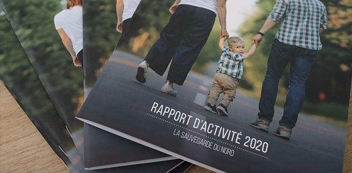 Le rapport d'activité est disponible !